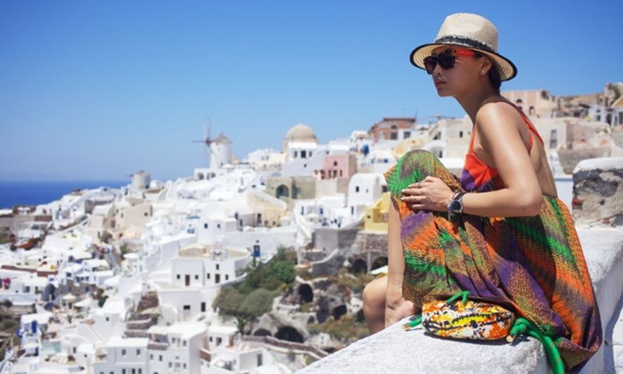 blogger, Cindy Ko, Greece, luxe nomad, citytravel, iphone photograhy