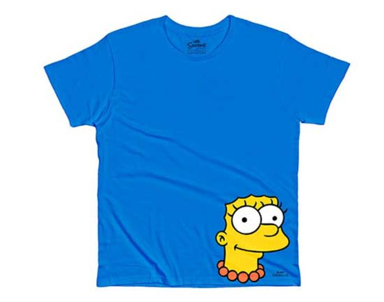 The Simpsons Colette ELEVENPARIS