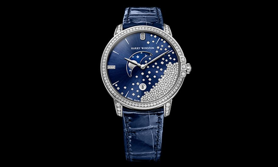 Van Cleef & Arpels, Boucheron, Harry Winston, Chopard
