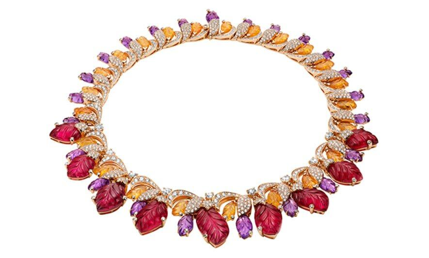 Bulgari The four seasons collection, 高級珠寶, high jewellery