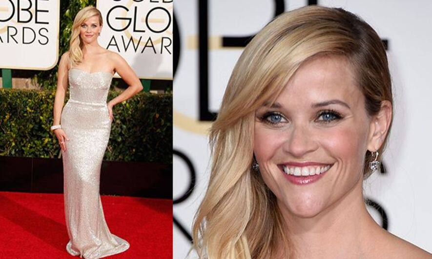 Reese Witherspoon, Tiffany & Co., Golden Globe, 金球獎, 珠寶, Luxury