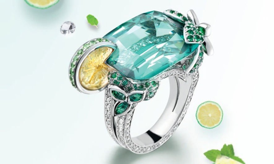 Piaget, Cocktail ring, 珠寶, Accessories, 戒指, Limelight Cocktail Party