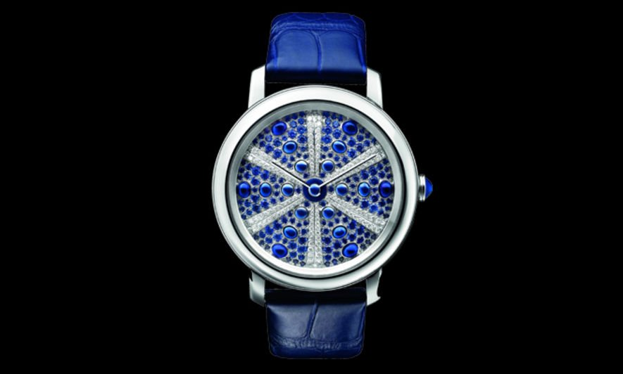 Graff Diamonds, Harry Winston, Boucheron, Hublot, sapphire, 藍寶石, 珠寶, 首飾