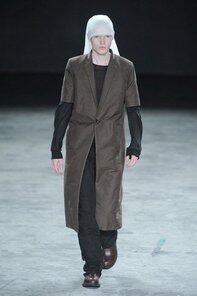 2011 Spring Summer Mens Wear  Rick Owens