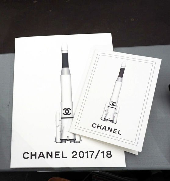 Chanel,FW17,2017秋冬,巴黎時裝周,Karl Lagerfeld,白百何,許瑋甯,Cara Delevingne,Pharrell Williams,Lilly Rose