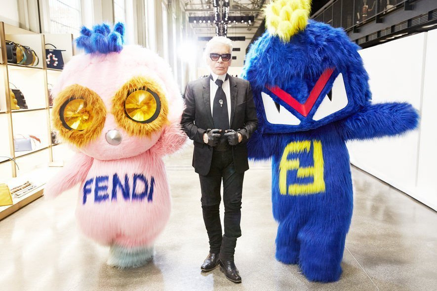 Fendi, Fendirumi, 米蘭, MFW, Fashion week, 時裝周