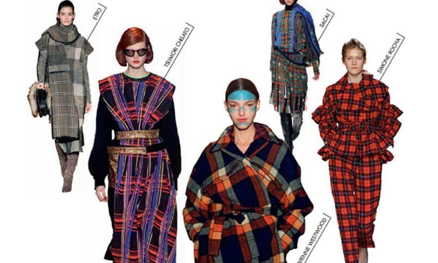 2014秋冬潮流, FW2014 fashion trend