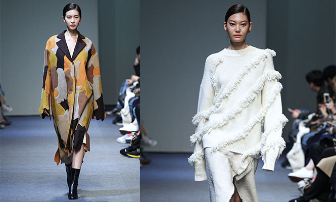 首爾時裝周Fashion weekKtrend韓國時裝Korean Fashion