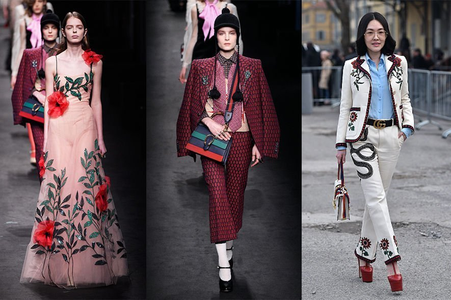 Gucci, Alessandro Michele, FW16, MFW, 米蘭, 時裝周