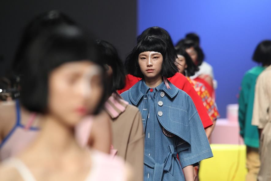 時裝周,Fashion week, Ktrend, 韓國時裝, Korean Fashion, Cres. E Dim, Perpetua Ip
