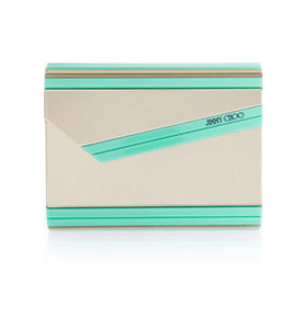 The Candy acrylic clutch