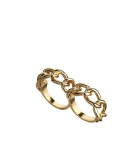 Monki Karla Chain Ring