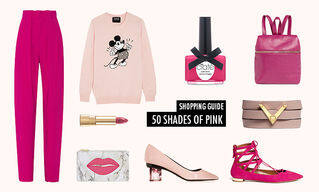 Pink, 粉紅, Hot Pick, Fashion, 時裝, Online Shopping, Shopping, Shopping Guide