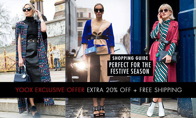 YOOX.COM,YOOX,Discount,Promotion,Seasonal Sale,Sale,ELLE Select Shop