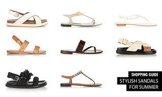 涼鞋, Sandals, Hot Pick, Summer, Fashion, 時裝, Online Shopping, Shopping, Shopping Guide