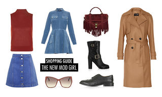 Vintage, 復古, Mod Girl, Trend Reports, Style Insight, Fashion, 時裝, Online Shopping, Shopping, Shopping Guide