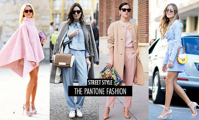 Street Style, Shopping , Online Shopping, 時裝, Pantone, Trend Reports