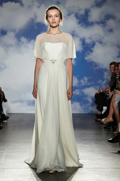 Jenny Packham, Bridal Week, 婚紗, Wedding Ideas, 結婚, 婚禮, 新娘造型
