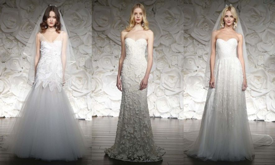 Naeem Khan, Bridal Week, 婚紗, Wedding Ideas, 結婚, 婚禮, 新娘造型, 秋冬