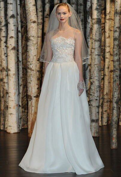 Naeem Khan, Bridal Week, 婚紗, Wedding Ideas, 結婚, 婚禮, 新娘造型