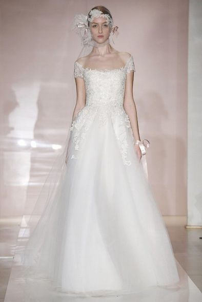 Reem Acra, 婚紗, 紐約婚紗周, Wedding Ideas