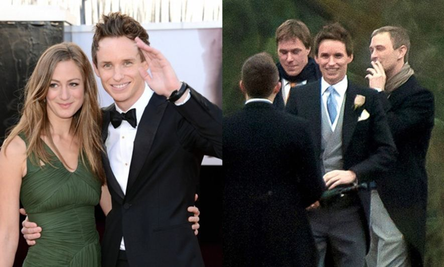 Eddie Redmayne, Hannah Bagshawe, 奧斯卡, Oscars, Academy Awards, 明星