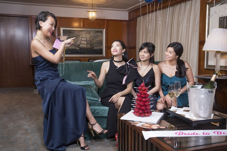 Bridal Shower, Veronica Li, Philips, 婚前派對