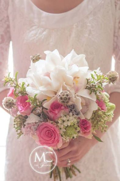 新娘, 花球, Wedding Ideas, 婚禮, 結婚, Jocelyn Ho, MC THE FLORIST, 婚禮專家分享