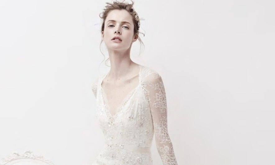 Jenny Packham, Bridal Week, 婚紗, Wedding Ideas, 結婚, 婚禮, 新娘造型, 新娘