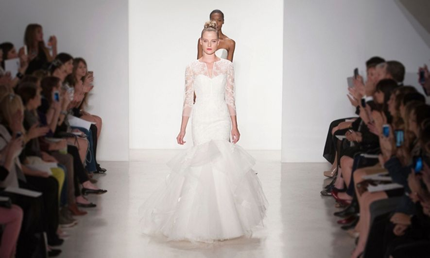 Bridal Week, 婚紗, Wedding Ideas, 結婚, 婚禮, 新娘造型, Central Weddings, Marchesa, Vera Wang