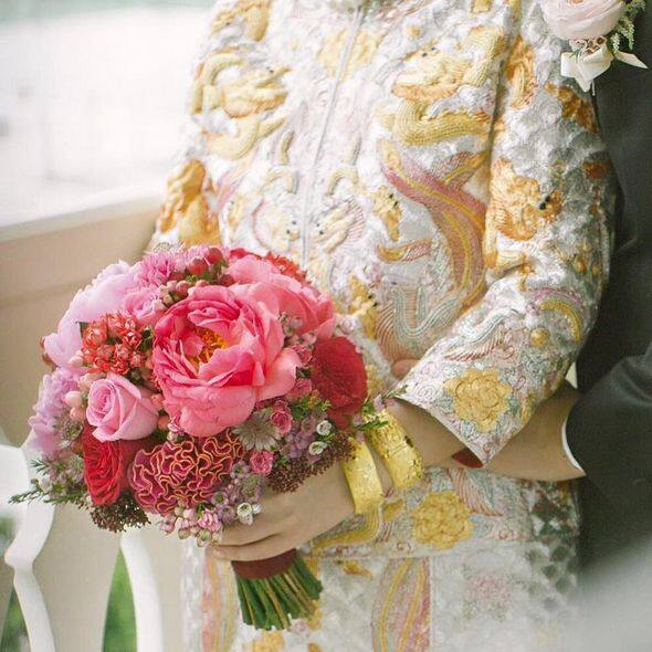 Hahahaflorist, 花球, 結婚, 新娘, ELLE Wedding Top List