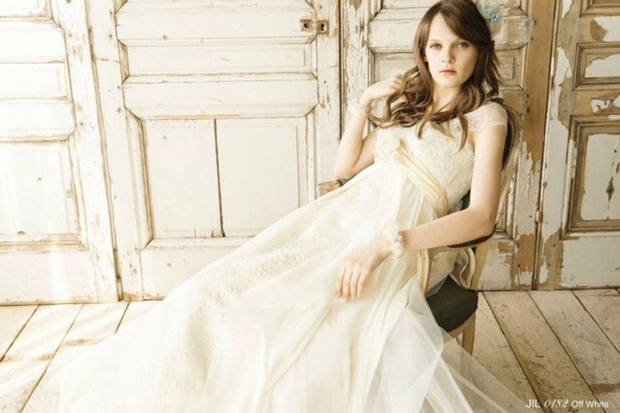 Jill Stuart Wedding Dress. Jill Stuart Bridal Vestidos Divinos With ...
