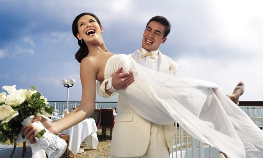 wedding ideas, Star Cruises