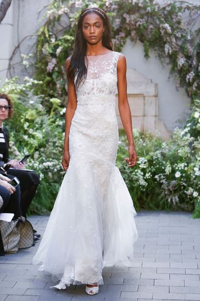 Monique Lhuillier, 婚紗, bridal week, 新娘, 結婚
